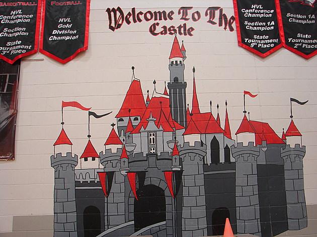 Castle Gym of the K-W Knights.  Photo by Gordy Kosfeld